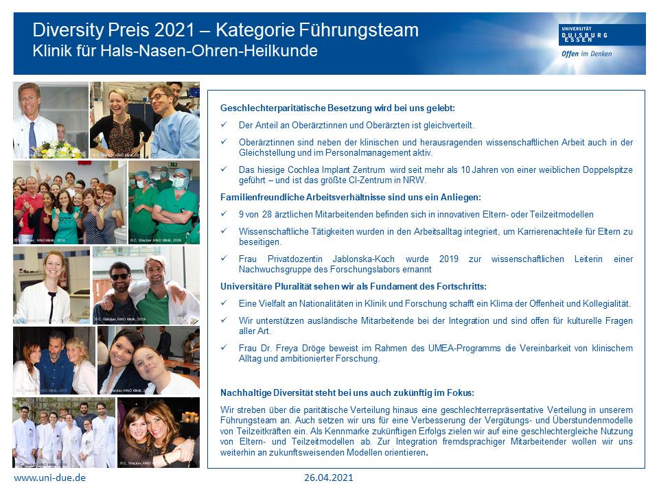 Diversity Preis 2021 - Titelbild